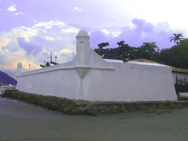 Forte de São João - Bertioga